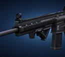 Штурмовая винтовка HK 417D Sniper