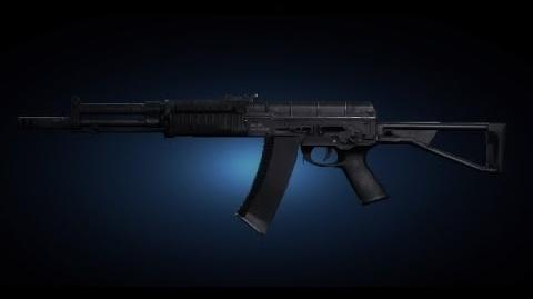Contract Wars AEK-971 Shooting Test