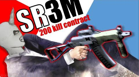 SR3M Vikhr 200 Kill contract - Contract wars