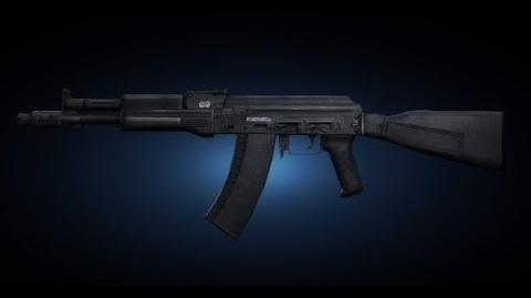 Contract Wars AK-105 Shooting Test