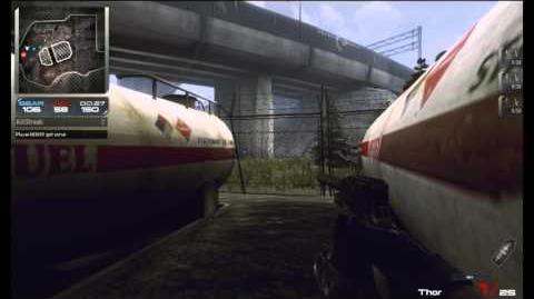 Thor and Mk14 gameplay 1- Interchange (1080p)