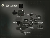 Containment Sector Map