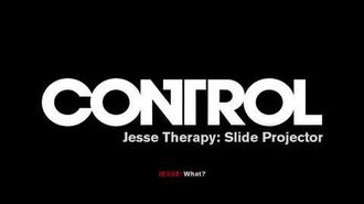 Multimedia- Jesse Therapy- Slide Projector (Interview)