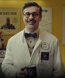 Dr. Darling