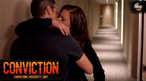Hayes and Wallace Kiss - Conviction