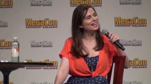 MegaCon 2016 - Hayley Atwell