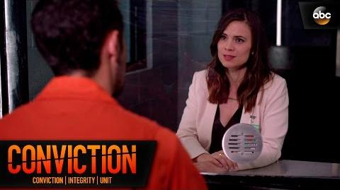 Hayes Gets a Confession from a Murderer - Conviction