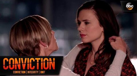 Hayes and Her Mother Talk About the Interview - Conviction