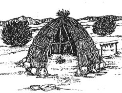 Acjachmen hut