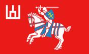 Alt flag of lithuania by captainvoda-d4cjvu7