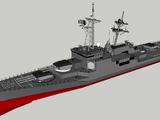 Massachusetts-class Battleship