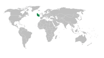 Xorophaxo World Map