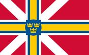 Ucrington flag NR