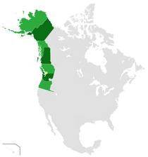 Map of Alyeska