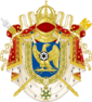 Coat of Arms of the Empire of Paradise Island