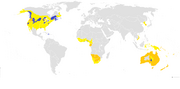 Canaanism Map