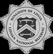 Lovian National Reserves Logo
