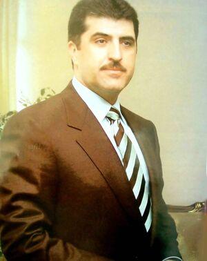 Nechervan Idris Barzani