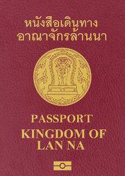 Passport lanna