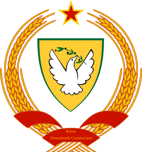 Image State Emblem Of The Turkish Democratic Republic Of Northern