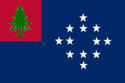 Flag of the New England Republic