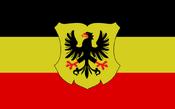 Disaster at leuthen league of the rhine flag by rarayn-d4zpi0k