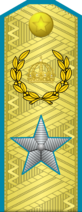 Islandese Air Force General (Paradise Island's World)