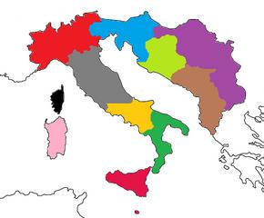 Italy-regions