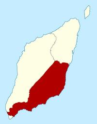 Map of Gallia