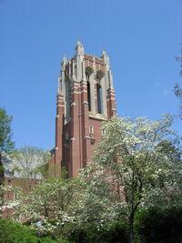 University of Rockall Bell Tower