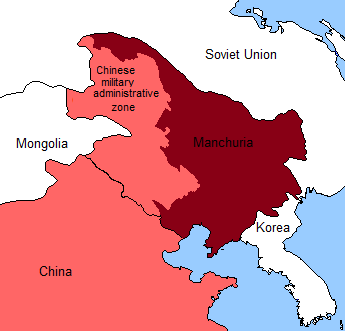 Image   Manchuria map 1953.png | Constructed Worlds Wiki | FANDOM