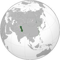Map Azikistan