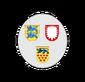 Coat of arms of Schleswig-Holstein-Jutland - full achievement