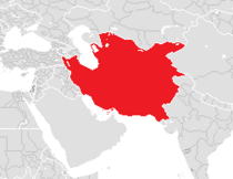 Location of the Persian Empire (PC07)