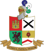 Coat of arms of the Central American Army