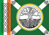 Waa Caelora flag NR