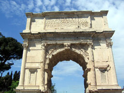 Triumphal Arch in the Helvoran City of Arriese