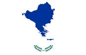 Flag of united balkans by captainvoda-d424q2i