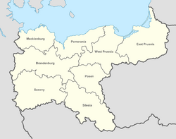 Atlas of Prussia