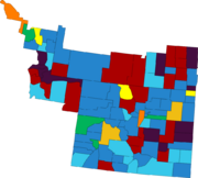 Rio Blanco House of Reps Counties 2017