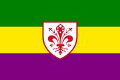 Flag of Freinia NR