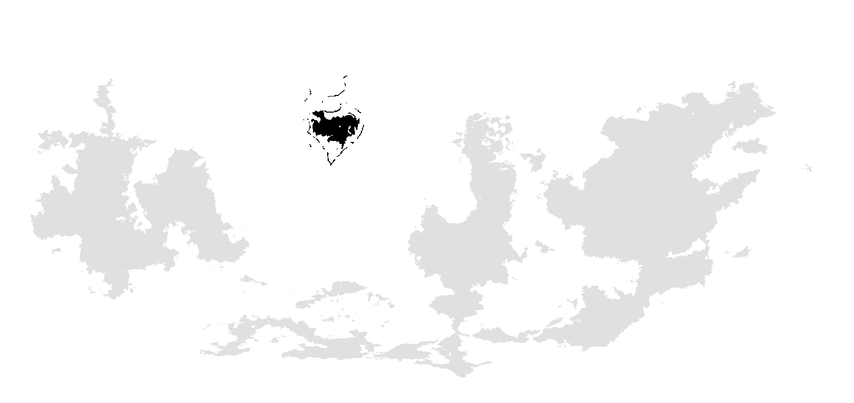 Image world map blank other projectiong constructed worlds world map blank other projectiong gumiabroncs Images