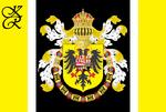 Flag of the Kingdom of La Plata