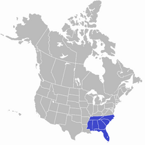 Location of the Carolina Republic
