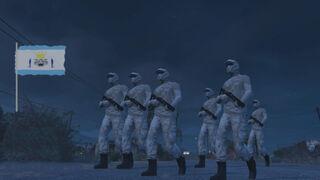 FUSA Soldier March