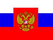 Democratic Republic of Russia flag-1-