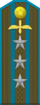 Islandese Colonel (Air Force) (Paradise Island's World)