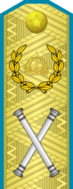 Islandese Field Marshal (Air Force) (Paradise Island's World)