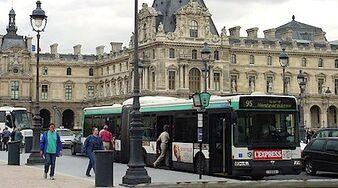 Bus Route Les Spires