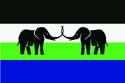 Flag of Lozi